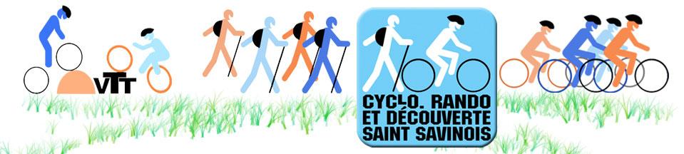 Cyclo.rando et Découverte Saint Savinois