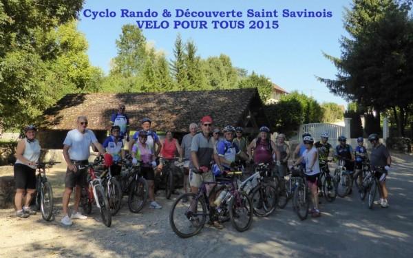 Vélo pour tous 2015