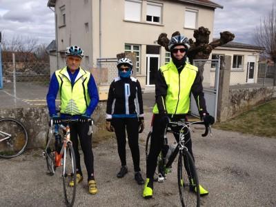 Cyclo sortie 10 fev