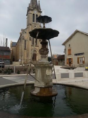 Fontaine de St Marcel (2)