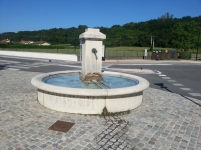 Fontaine à Bonce